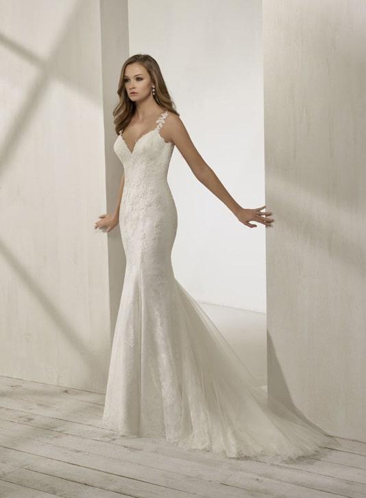 Divina Sposa Robe 192 12 Empire Du Mariage