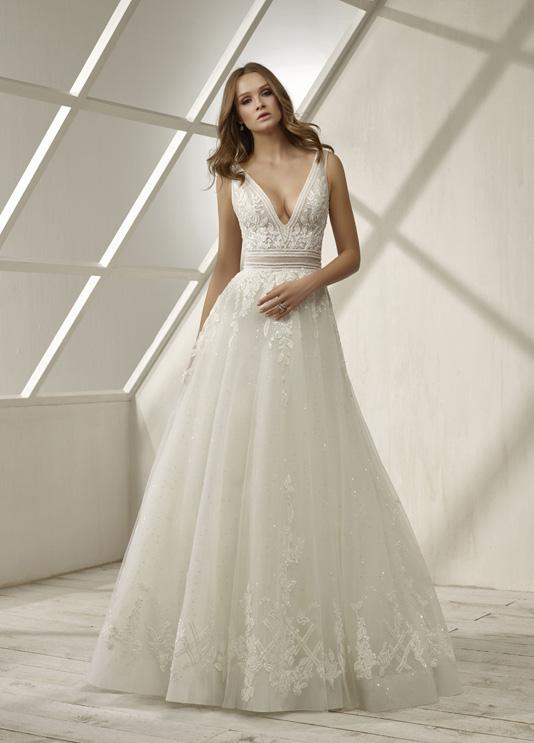 Divina Sposa Robe 192 36 Empire Du Mariage