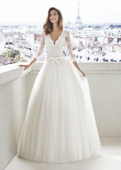 Robe de mariage yvette