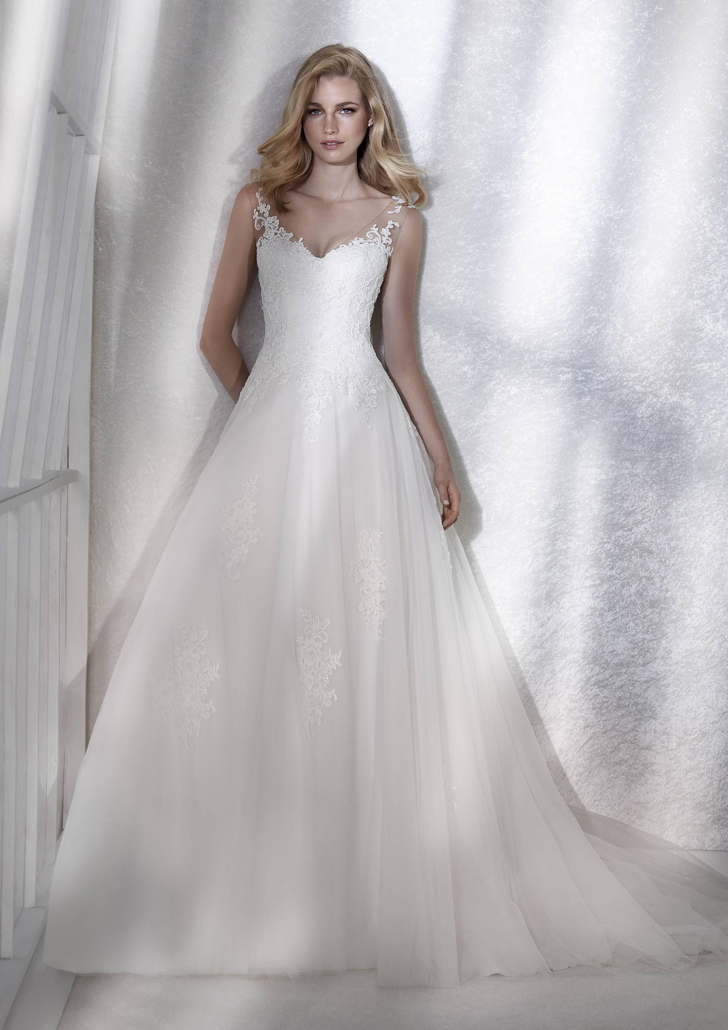 White One / Robe FEMME - Empire du Mariage
