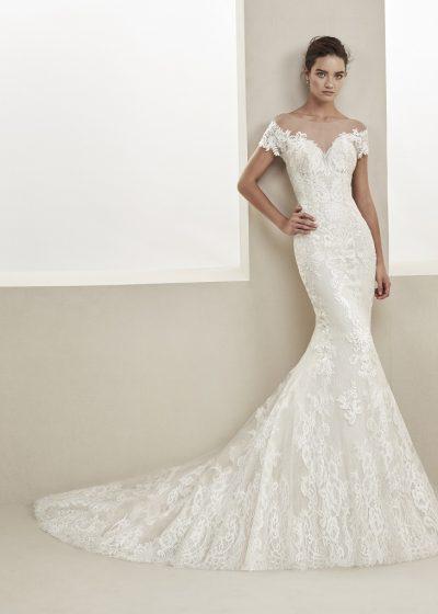 Robe de mariée | Robe Sirène | Empire du